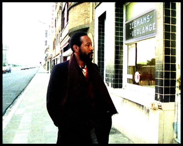 "Documentary: ""Marvin Gaye – Transit Ostend"" 